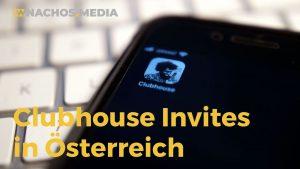 Clubhouse Invites in Österreich