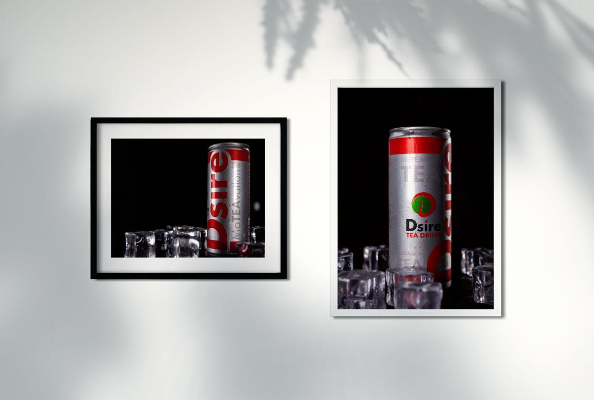 Dsire Tee Drink Nachos Media